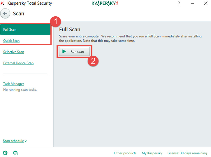 Kaspersky Antivirus Review and Coupons - AntivirusRankings com